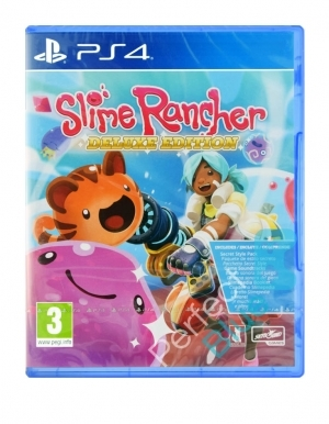 Gra PS4 Slime Rancher Edycja Deluxe
