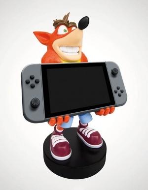 Cable Guys Figurka / Stojak na Konsolę / Tablet Crash Bandicoot XL