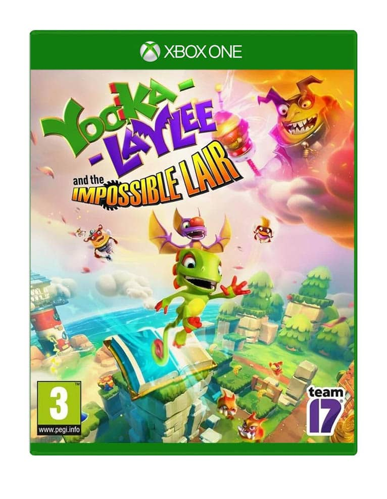Gra Xbox One Yooka-Laylee And The Impossible Lair
