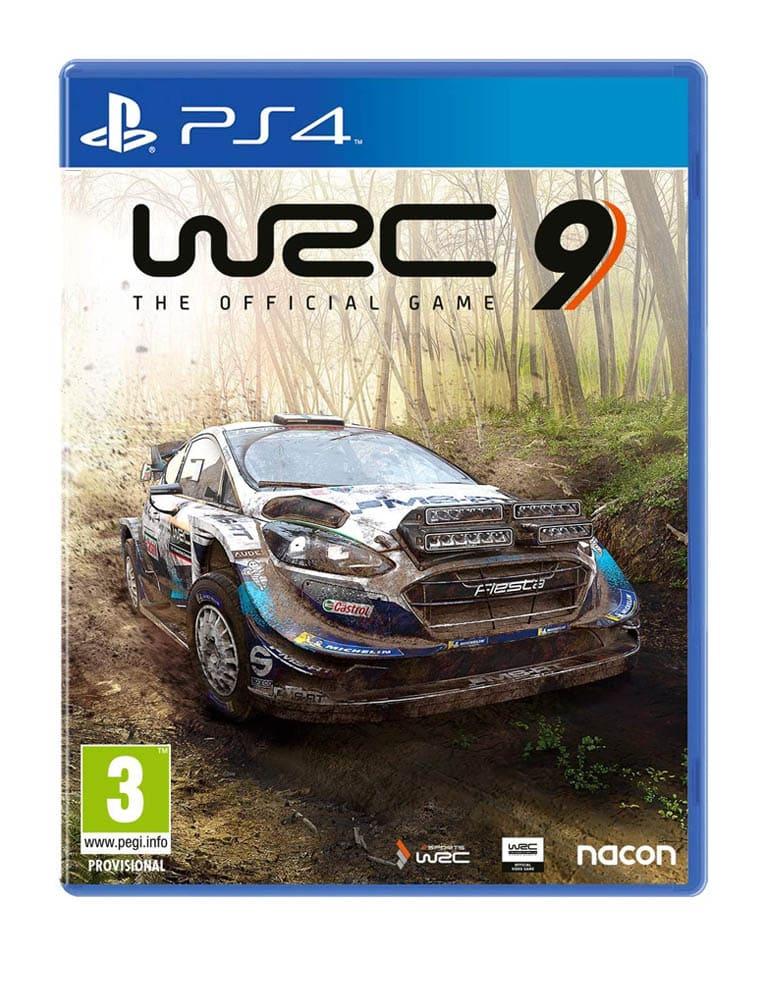 Gra PS4 WRC 9