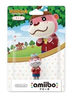 Figurka Amiibo - Animal Crossing - Lottie