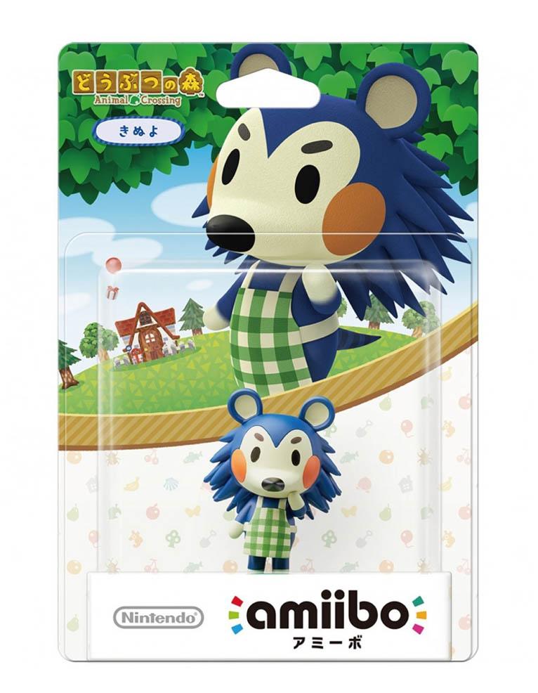Figurka Amiibo - Animal Crossing - Mabel