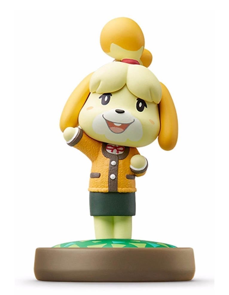 Figurka Amiibo - Animal Crossing - Isabelle Winter Outfit