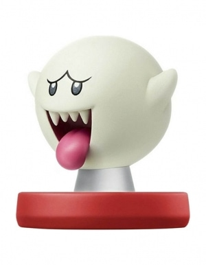 Figurka Amiibo - Super Mario - Boo