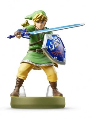 Figurka Amiibo - The Legend of Zelda - Link Skyward Sword