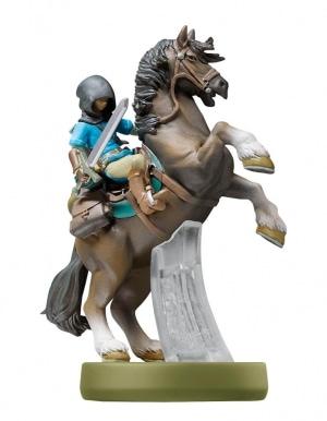 Figurka Amiibo - The Legend of Zelda - Link Rider
