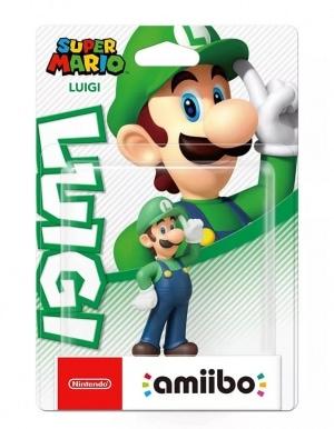 Figurka Amiibo - Super Mario - Luigi