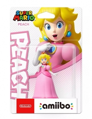 Figurka Amiibo - Super Mario - Peach