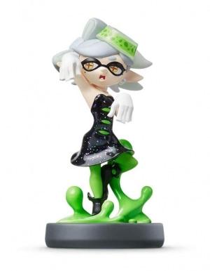 Figurka Amiibo - Splatoon - Marie Oly (Zielona)