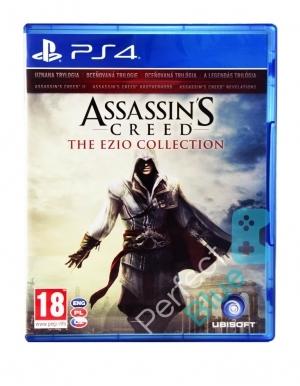 Gra PS4 Assassin's Creed Ezio Collection PL