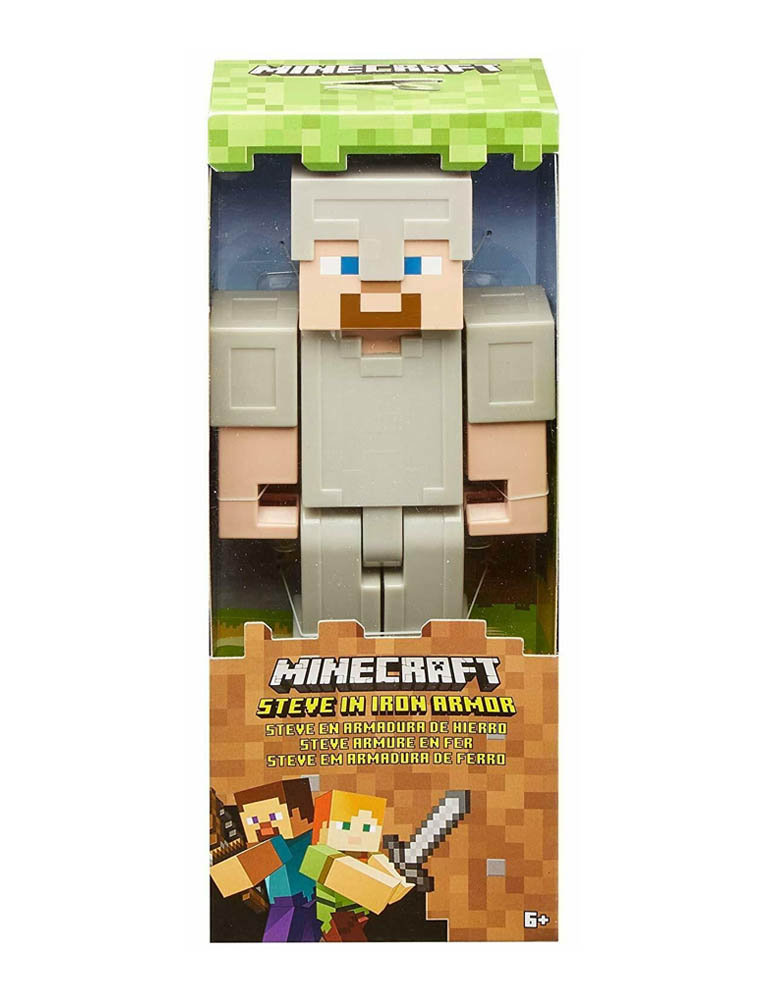 Gadżet Duża Ruchoma Figurka Minecraft - Steve