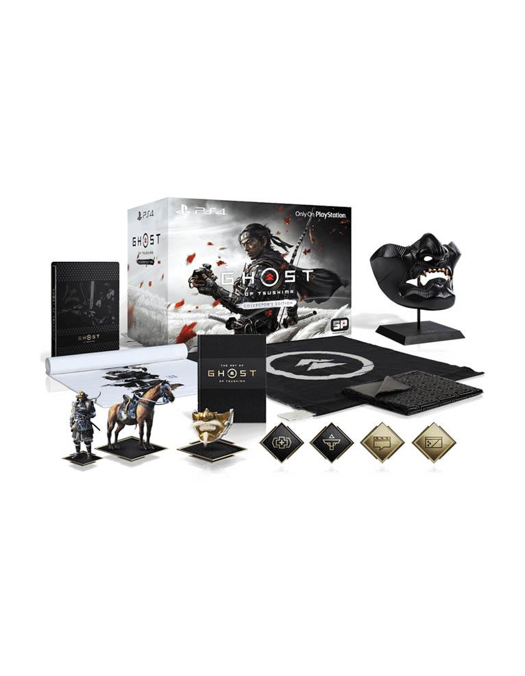 Gra PS4 Ghost of Tsushima Edycja Kolekcjonerska