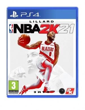 Gra PS4 NBA 2K21