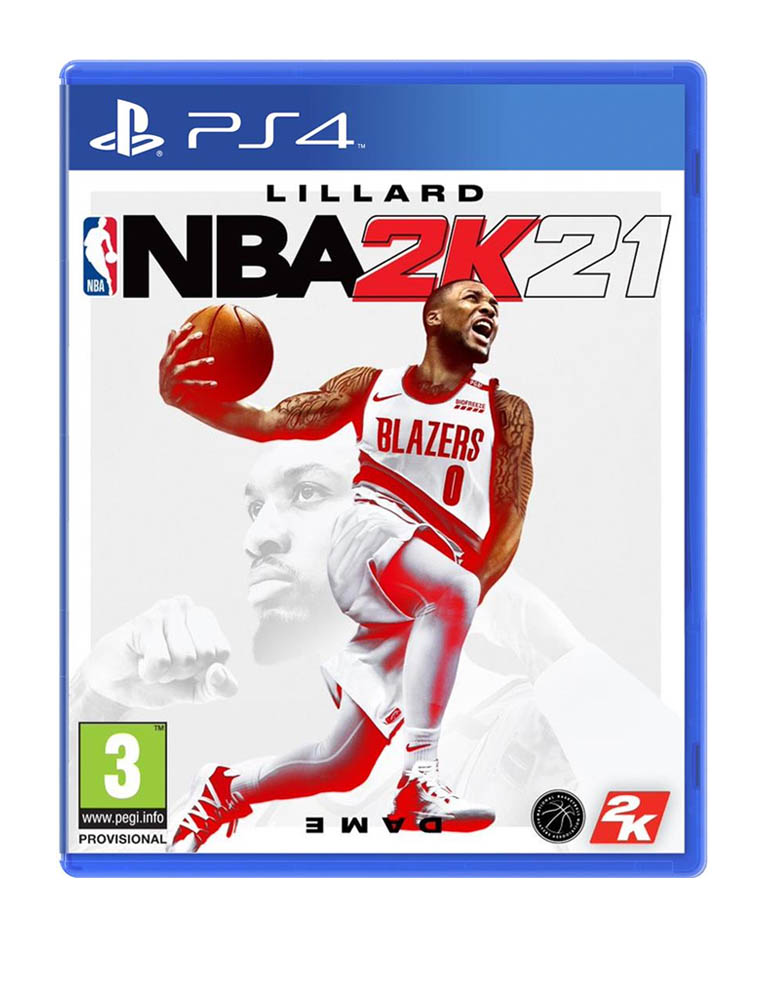 Gra PS4 NBA 2K21