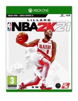 Gra Xbox One NBA 2K21