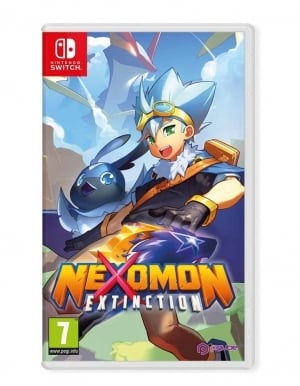 Gra Nintendo Switch Nexomon Extinction