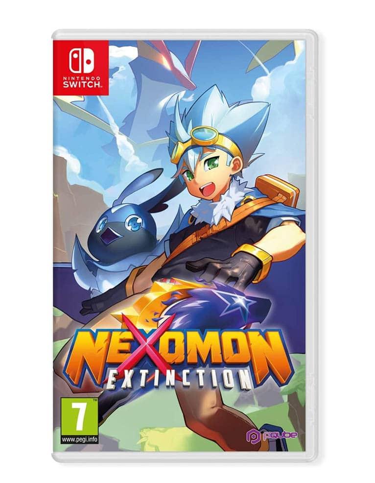 Gra Nintendo Switch Nexomon Extinction