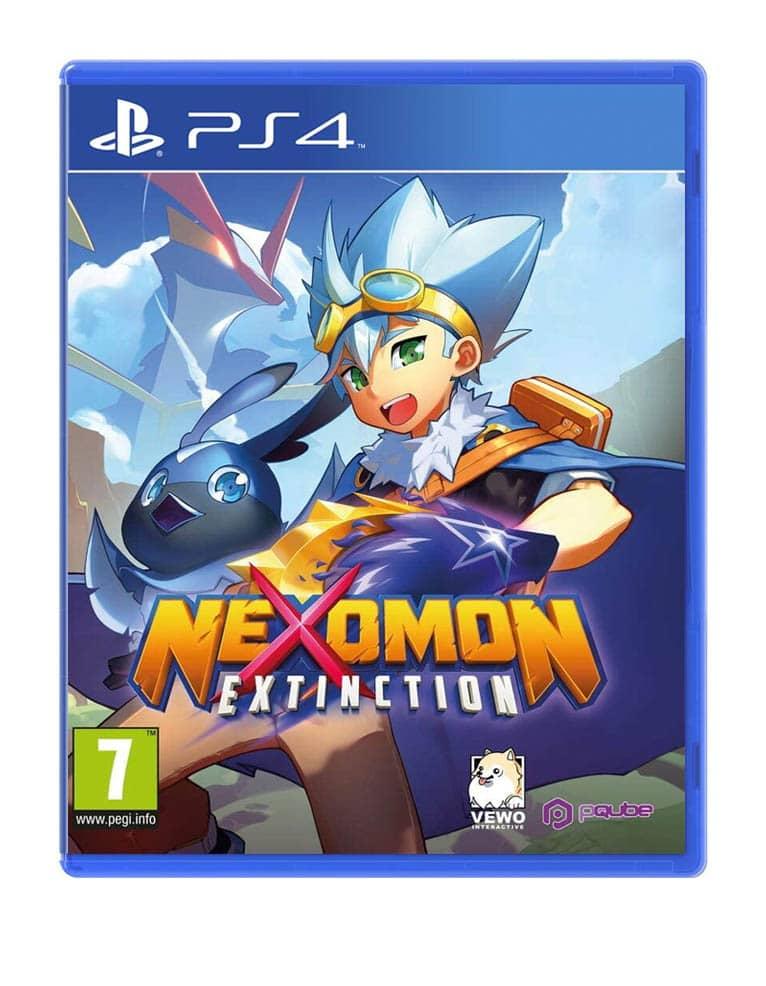 Gra PS4 Nexomon: Extinction