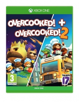Gra Xbox One Overcooked! + Overcooked 2 / Dwie Gry