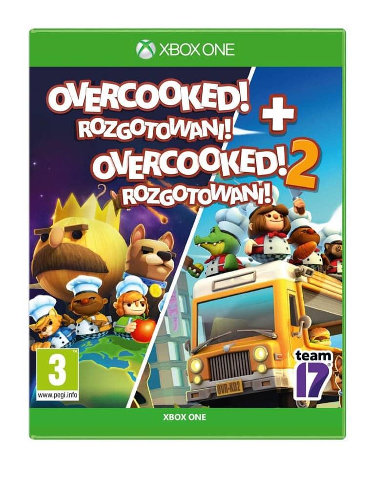 overcooked ! overcooked 2 gra xbox one pl