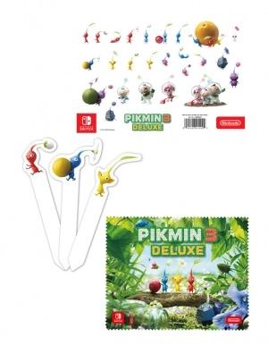 Gra Nintendo Switch Pikmin 3 Deluxe + Gratisy