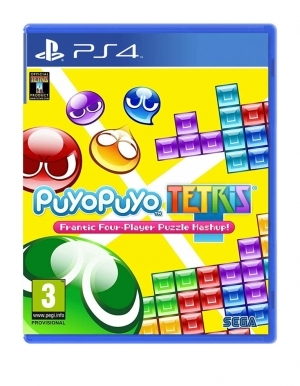 Gra PS4 Puyo Puyo Tetris