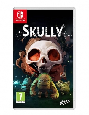 Gra Nintendo Switch Skully