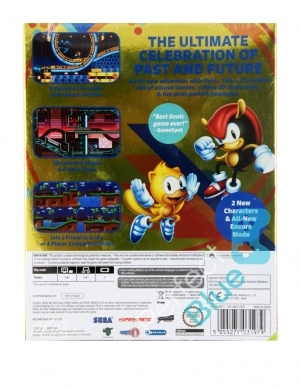 Gra Nintendo Switch Sonic Mania Plus