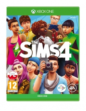 Gra Xbox One The Sims 4