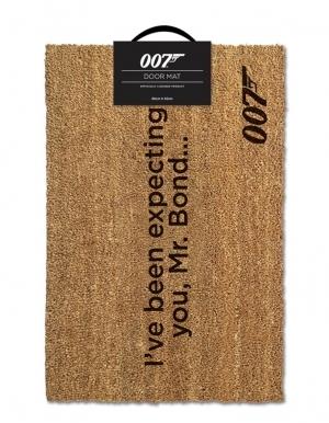 Wycieraczka Pod Drzwi James Bond 007
