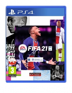 Gra PS4 FIFA 21 PL