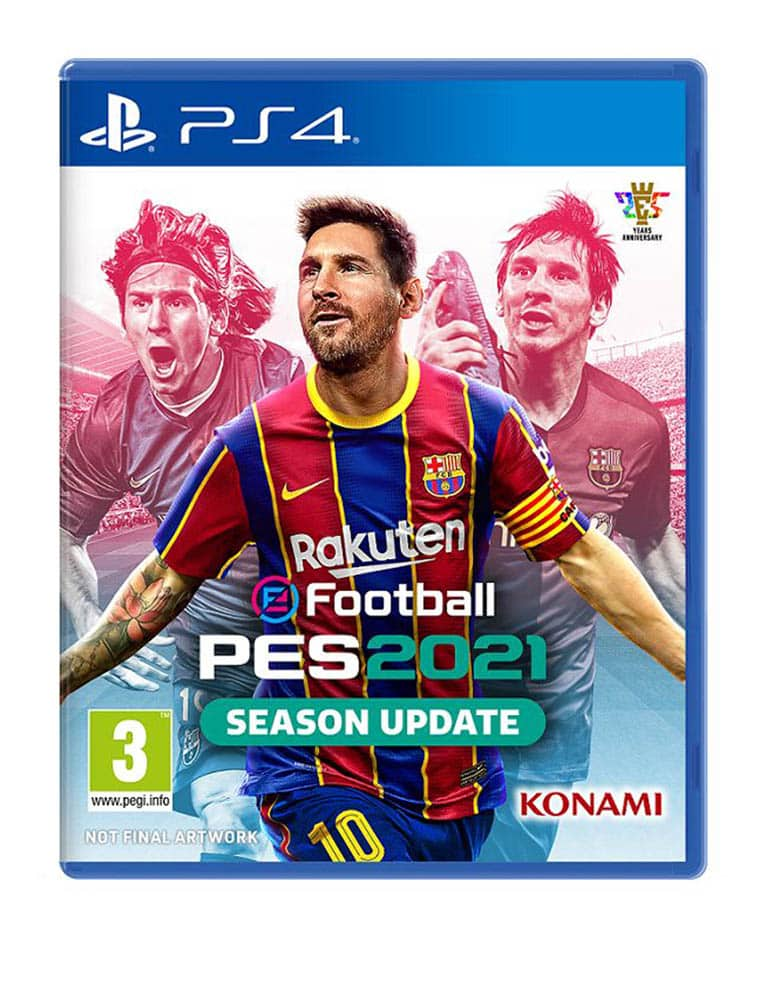 Gra PS4 eFootball PES2021 - Season Update