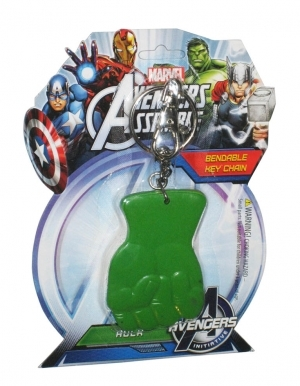 Gadżet Brelok Pięść Hulka