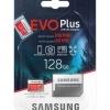 Karta Pamięci do Nintendo Switch / Samsung Evo+ SDXC + Adapter / 128GB