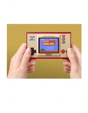 Konsola Nintendo - Game and Watch Super Mario Bros.