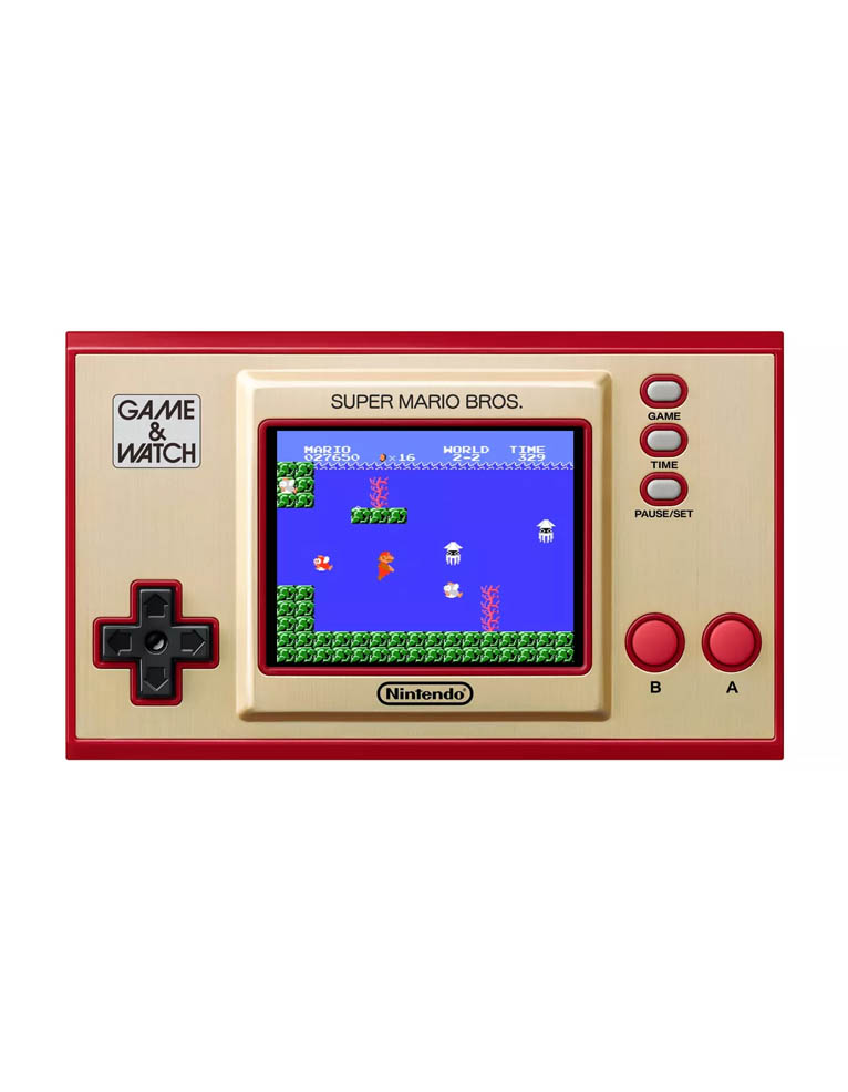 Konsola Nintendo - Game and Watch Super Mario Bros.