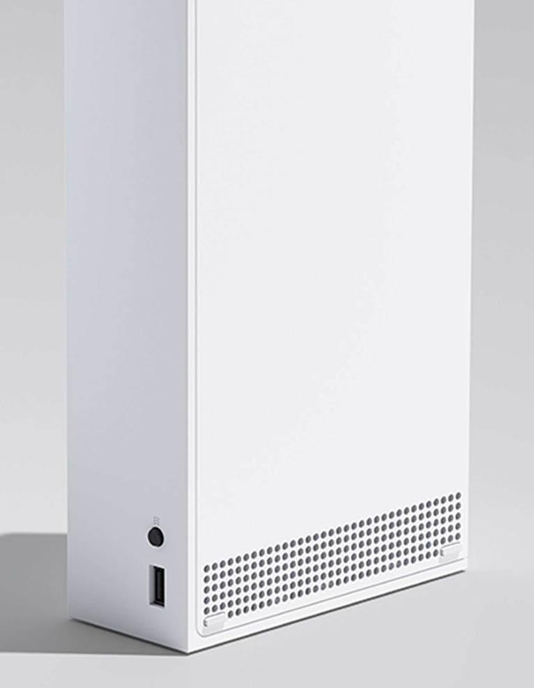 Konsola Microsoft Xbox Series S