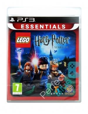 Gra PS3 Lego Harry Potter Years 1-4