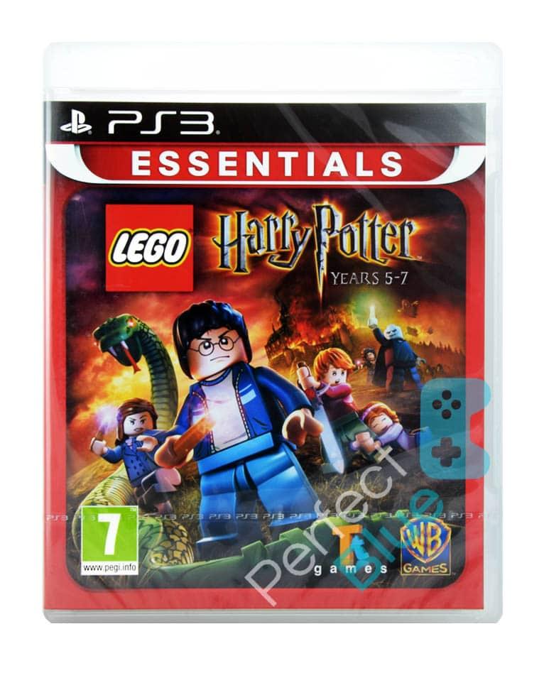 Gra PS3 Lego Harry Potter Years 5-7