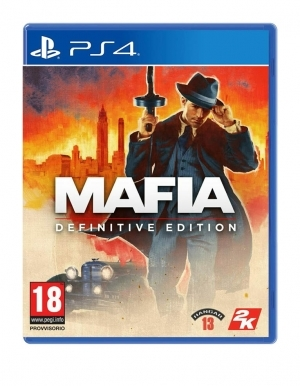 Gra PS4 Mafia: Definitive Edition