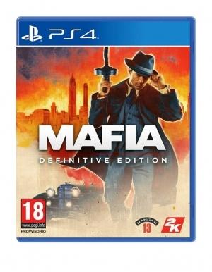 Gra PS4 Mafia: Definitive Edition