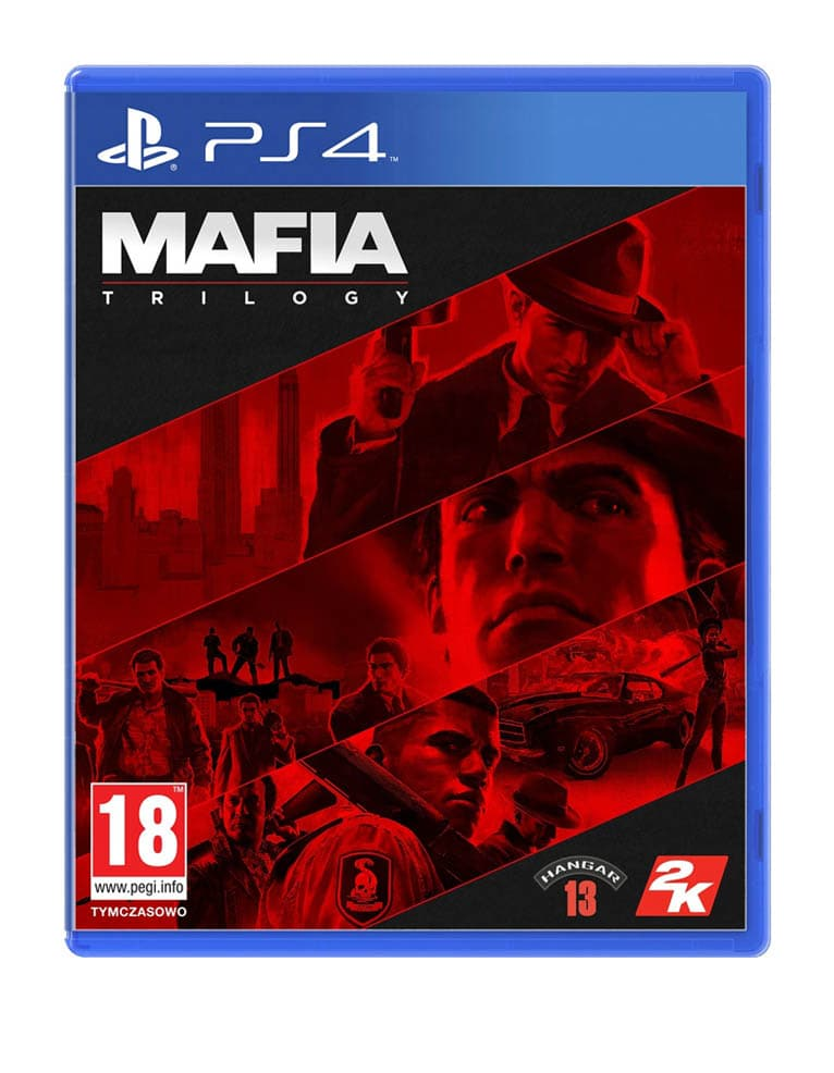 Gra PS4 Mafia: Trilogy