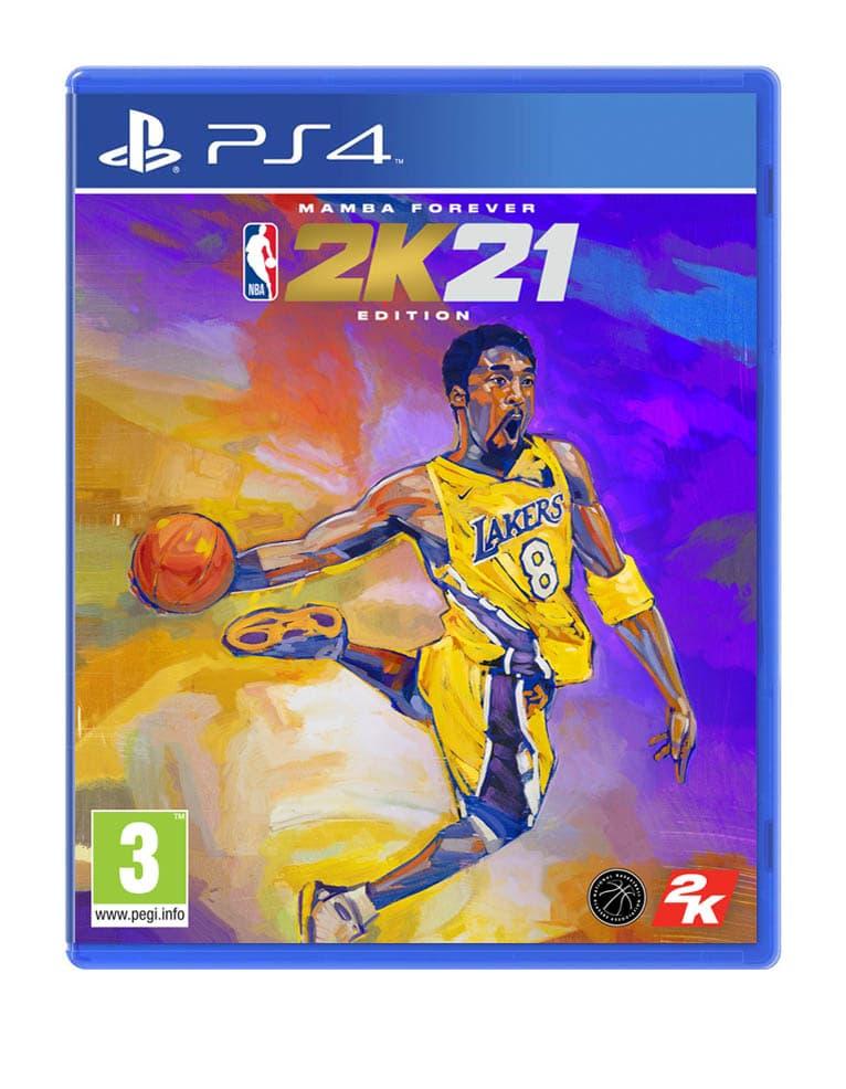 Gra PS4 NBA 2K21 Mamba Forever Edition