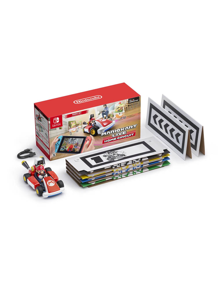 Nintendo Switch Mario Kart Live: Home Circuit - Mario