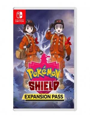 Gra Nintendo Switch Pokemon Shield+ Expansion Pass