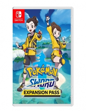Gra Nintendo Switch Pokemon Sword Expansion Pass