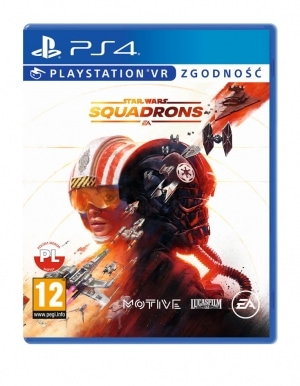 Gra PS4 / PS4 VR Star Wars: Squadrons
