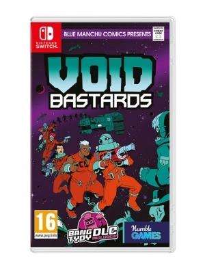 Gra Nintendo Switch Void Bastards + DLC BANG TYDY