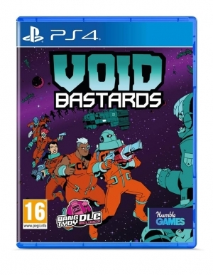 Gra PS4 Void Bastards + DLC BANG TYDY