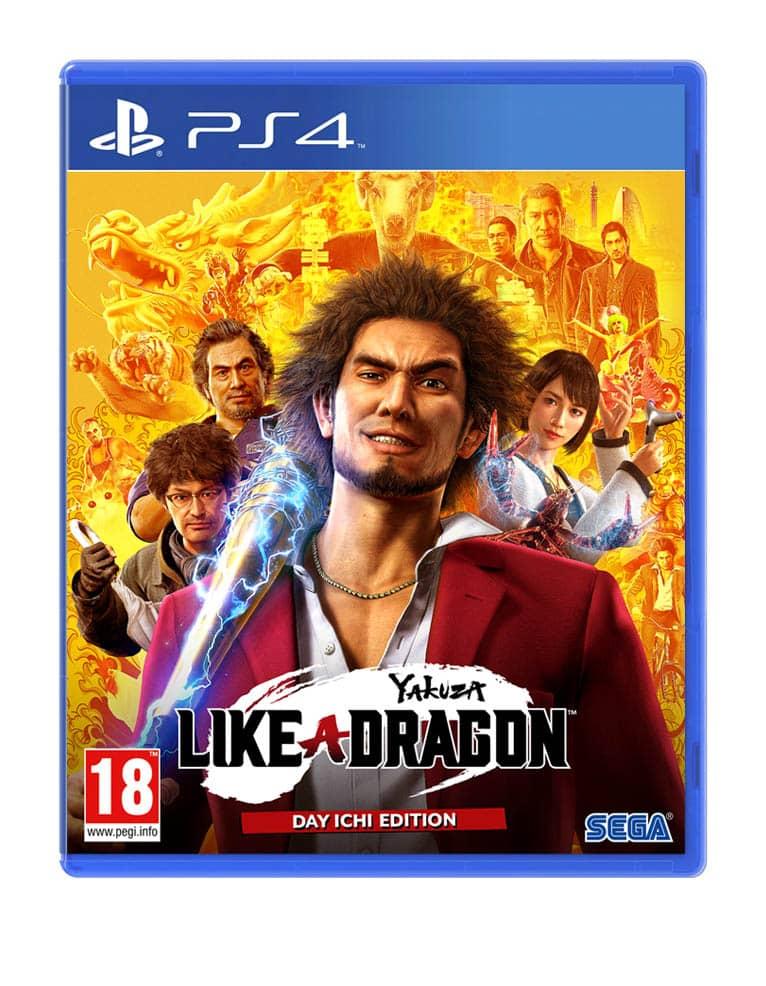 Gra PS4 Yakuza Like a Dragon Day Ichi Edition